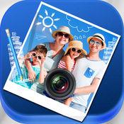 写和画上的图片 – 装点您的照片带文本和可爱涂鸦 1
