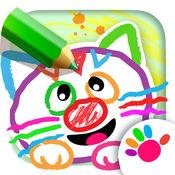 幼儿绘画启蒙 - 少儿涂色画画绘图学习教育儿童游戏 1.3.6