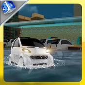 河出租车司机模拟器&驾驶室汽车航行比赛 1