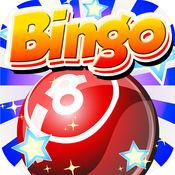 Bingo Radiant - 多涂抹的机会真正的拉斯维加斯赔率 1.0.0