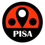 比萨旅游指南地铁路线意大利离线地图 BeetleTrip Pisa tra