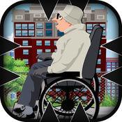 轮椅叔叔爷爷下降 - 愤怒的老人生存热潮 PRO 1.2