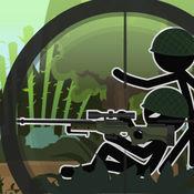 狙击行动:越狱逃亡 - 史上最火的丛林生存射击游戏