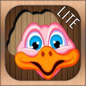 游戏动物朋友拼图婴儿和幼儿免费 1.4