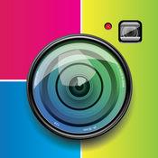 照片拼贴制造商 - 图片框,网格和简单的照片编辑器创建美丽