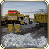 雪犁卡车模拟器...