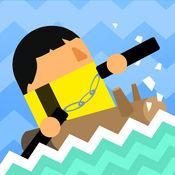 浪 - 看水底闲鱼先锋与天使萝莉一起逃亡!