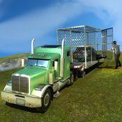 非洲野生动物救援模拟器:越野运输车游戏 1