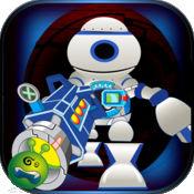 机器人大炮防御者 FREE-史诗空间战争外籍人侵略者 1