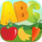 ABC水果匹配对:英文字母刷卡游戏的孩子 1.0.0