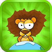 最好的动物测验 - 免费猜字图片游戏 1