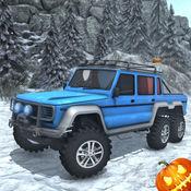 雪驾驶模拟器-6 x 6 号公路卡车比赛 1.1