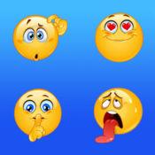 手机表情符号 - Emoji可爱表情文字与微信互通