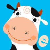 农场游戏儿童拼图的动物游戏 1.3