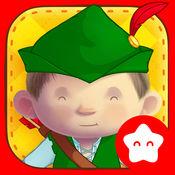 童话装 - PlayToddlers为小朋友们提供的通过猜谜和绘画的