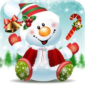 雪人疯狂的设计任务免费应用程序 1