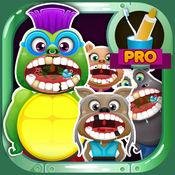 龟牙医医院. 龟牙齿游戏 动物医生为孩子们的 免费宠物护理