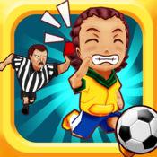 足球酷跑 2014 - 疯狂快跑免費单机游戏 - 巴西 1.2