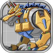 机器狼人 - 玩具机器人大战 1