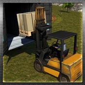 至尊货运卡车司机及叉车吊车司机游戏 1
