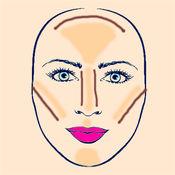 如何轮廓你的脸形状知识百科-自学指南、视频教程和技巧 1