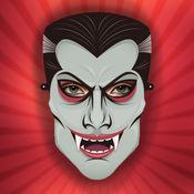 可怕 吸血鬼 照片编辑器应用程序 - 吓人相片蒙太奇随着僵