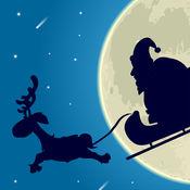 圣诞视频贺卡 - 圣诞老人送大礼