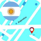 阿根廷离线地图 2
