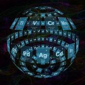 3D元素周期表...