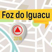 Foz do Iguacu 离线地图导航和指南 1