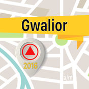 Gwalior 离线地图导航和指南 1