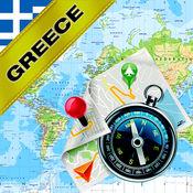 希腊,克里特岛 - 离线地图和GPS导航仪 1.9