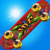 滑冰疯狂跑酷...