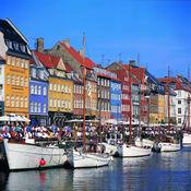 哥本哈根风景:高清壁纸收藏图库|个性名言城市主题背景 1