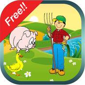 帧动物彩页免费为孩子们 1