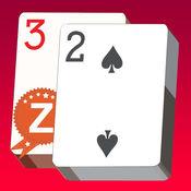 扑克接龙(推推通通) - 一个卡片益智游戏 9.3