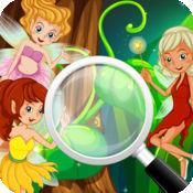 隐藏的对象:童话森林的神奇奥秘 : Hidden Objects: Magic M