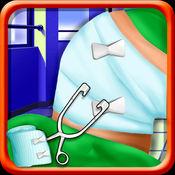 膝盖手术医生 - 疯狂的游戏模拟器的小医生 1.1