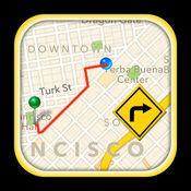 GPS行车路线 6.2.1