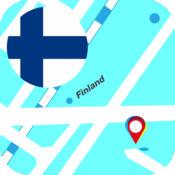 芬兰离线地图 2