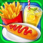 美味小食车 - 儿童烹饪游戏 1.3