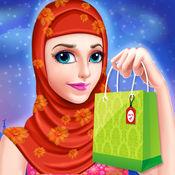 Hijab时装店 - 女孩装扮 1