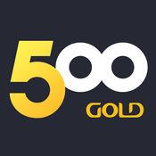 500金-黄金白银...