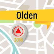 Olden 离线地图导航和指南 1
