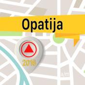 Opatija 离线地图导航和指南 1