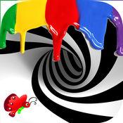 色彩效果 - 黑白照片编辑与图片上的文字 1