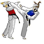 跆拳道入门知识百科-自学指南、视频教程和技巧 1