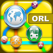 奥兰多(美国)地图 - 下载城市地图和旅游指南 4.7.1