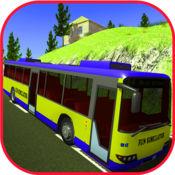 巴士模拟器:极限越野驾驶 1