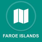 法罗群岛 : 离线GPS导航 1